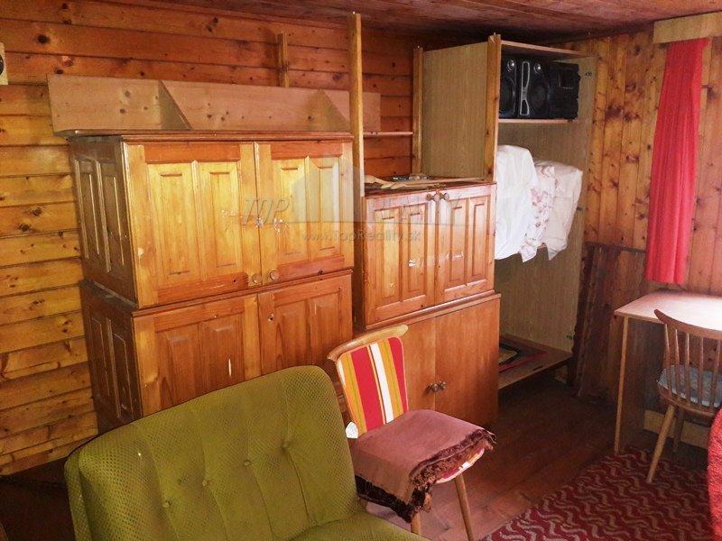 Chata na Balogu evidovaná ako Rodinný dom