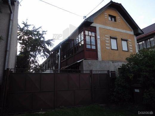 Predám rodinný dom na Pohorelej za super cenu !!!