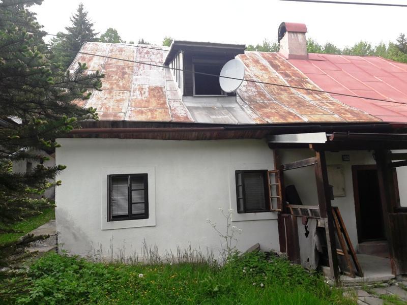 Rodinný dom v Španej Doline