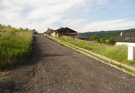 Excluzívny stavebný pozemok na predaj Rakytovce 1245 m2