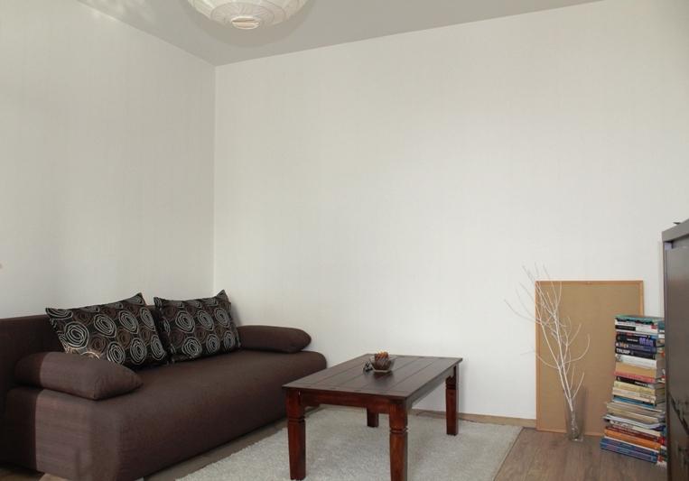 1 izbový kompletne prerobený byt, aj 100% financovanie, auto na sťahovanie na jeden deň zadarmo