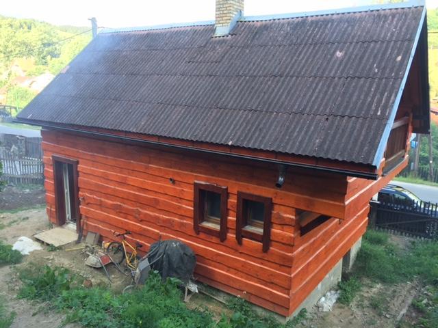 Dom alebo chalupa v Čiernom Balogu