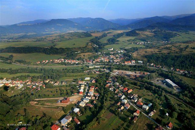 Investičný pozemok v Podbrezovej