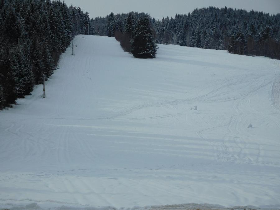 Ponúkame na predaj lyžiarsky vlek - Hronec