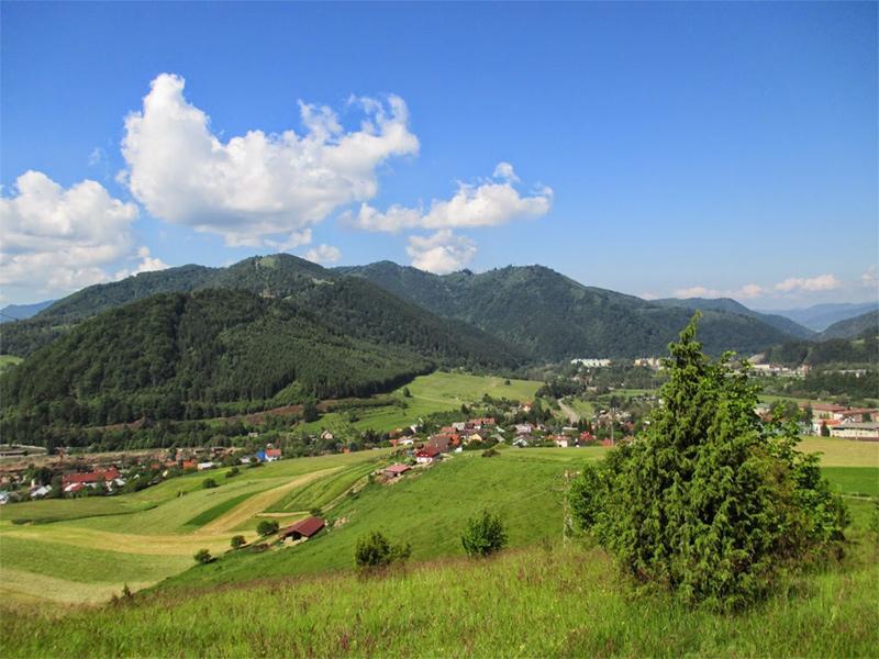 Predaj stavebného pozemku v Brezne-Lúčky