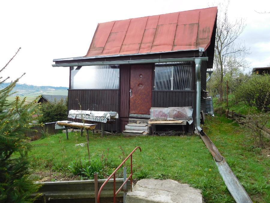 Predáme záhradnú chatku - Brezno Čachovo