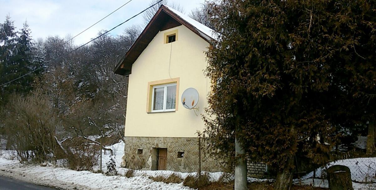 Rodinný dom využiteľný aj ako chalupa