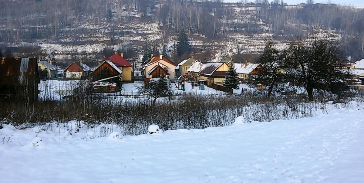 EXKLUZÍVNE stavebný pozemok na predaj v obci Čierny Balog