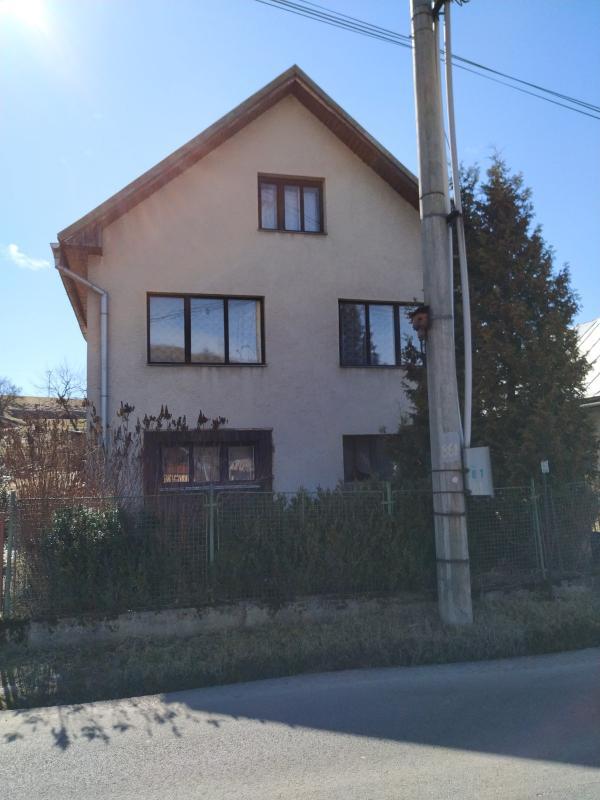 Rodinný dom Čierny Balog