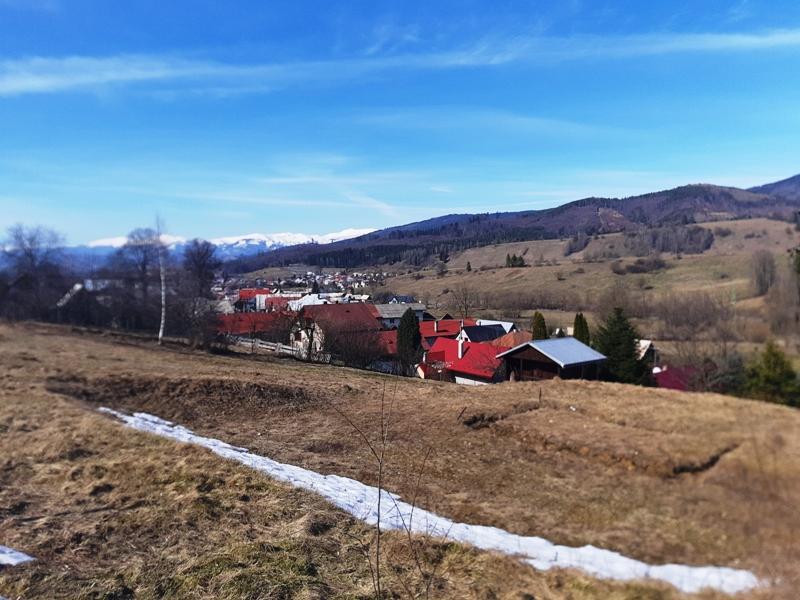 Predaj, stavebný pozemok, pre dom, pre chatu, Pohornská Polhora, Brezno,