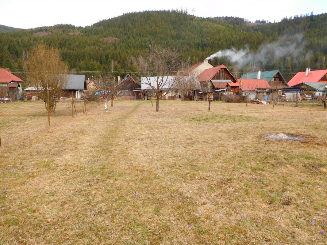 Exkluzívny predaj-Šikovná chalupa v Osrblí s úžasným slnečným pozemkom