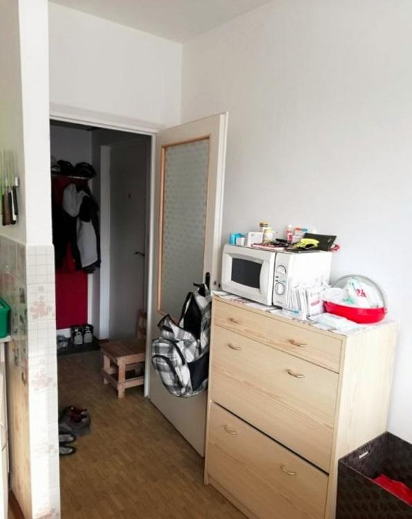 Predaj:pekný,slnečný 1 izbový byt v Podbrezovej