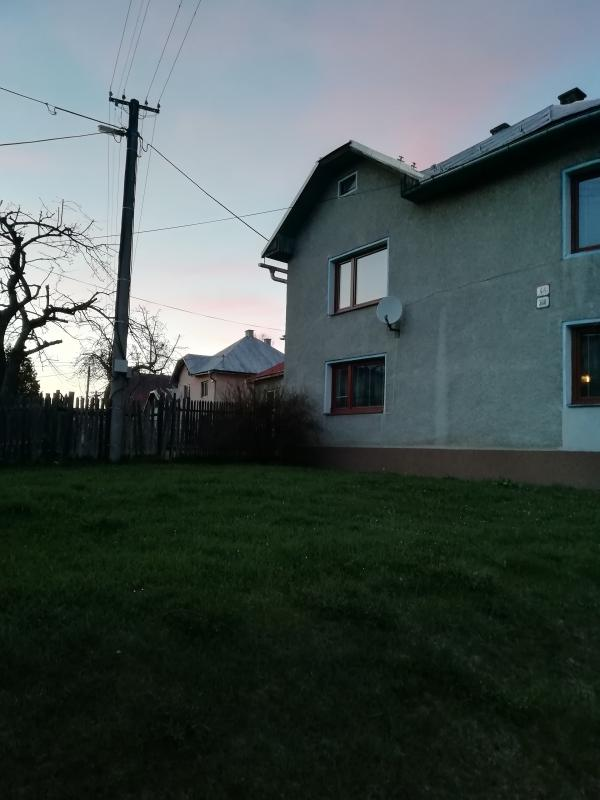 Rodinný dom Pohronská Polhora, Bány