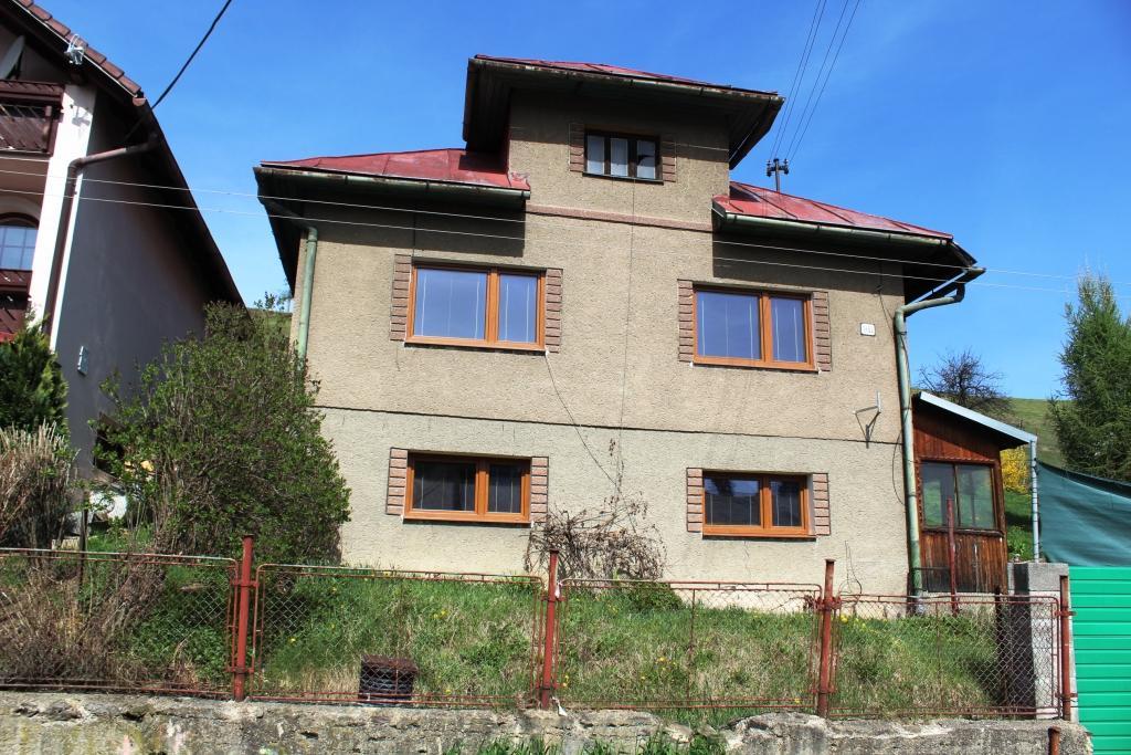 Predaj, Rodinný dom, Čierny Balog, Brezno, Čiastočná rekonštrukcia