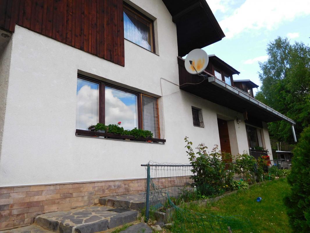 Predáme výborne riešený a udržiavaný dom v Čiernom Balogu
