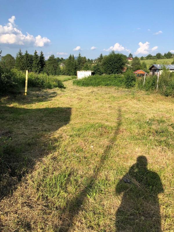 Výborný a lacný pozemok len 5 min.autom od centra Brezna