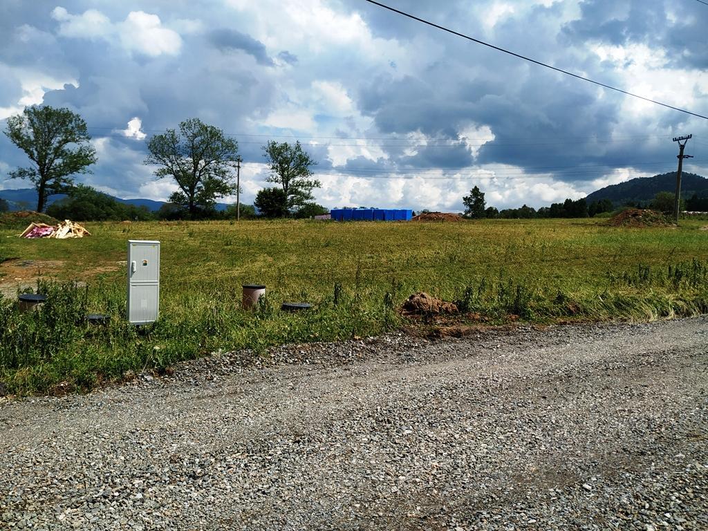 Ponúkame na predaj stavebný pozemok s IS Brezno časť Podkoreňová