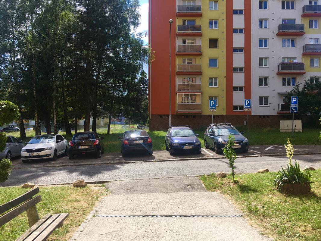 Predaj 3 izbového bytu, Banská Bystrica, Fončorda, čiastočná rekonštrukcia