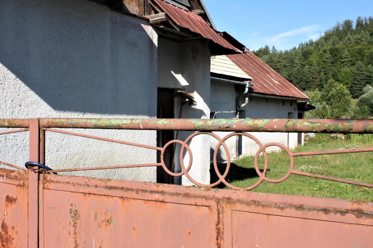 Rodinný dom v pôvodnom stave v časti Sampor, mesto Sliač, Banská Bystrica