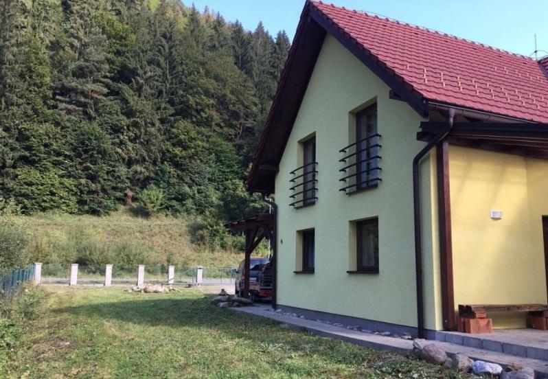 Krásny rodinný dom v rekreačnej oblasti Bystrá - Nízke Tatry
