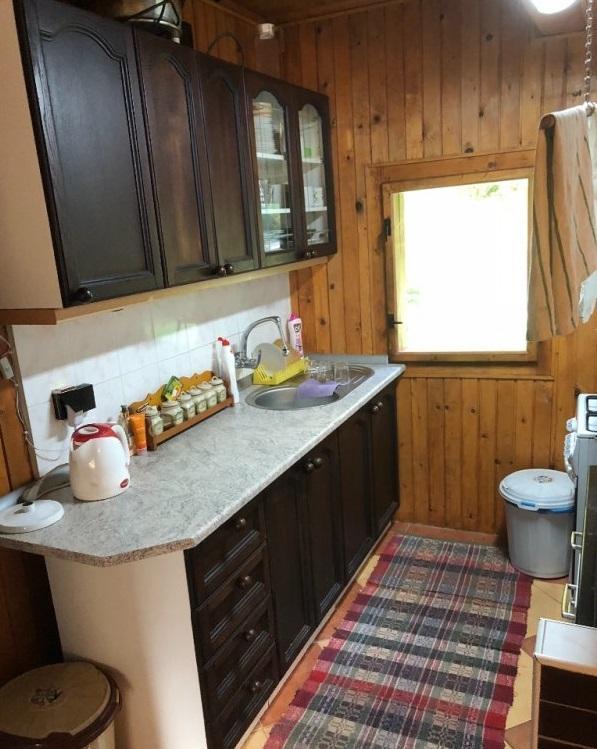 Udržiavaná a priestranná chata v lone prírody okr. Brezno-Tále