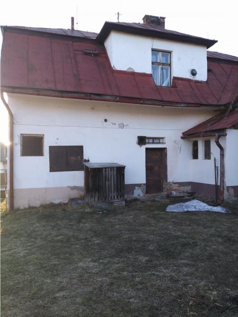 Obchodná budova penzión chata dom výhodná investícia Horehronie Polomka