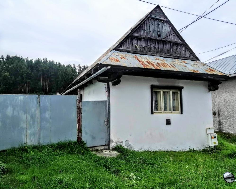 Dom chata chalupa zdravá drevenica Pohorelá Horehronie