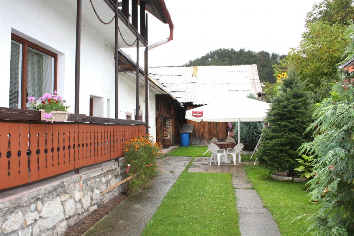 Predaj rodinného domu v obci Nemecká