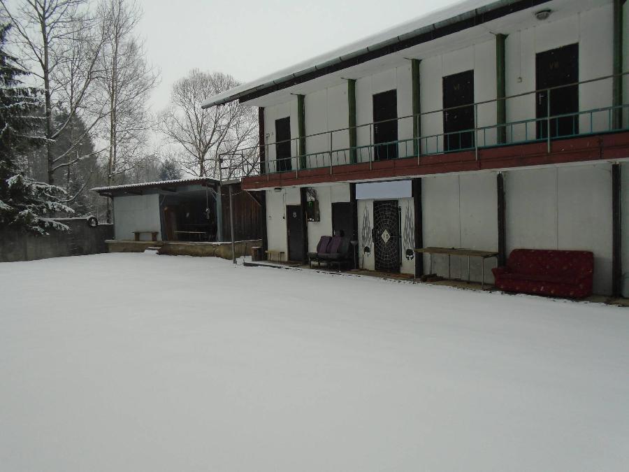 Rekreačný objekt blízko Brezna