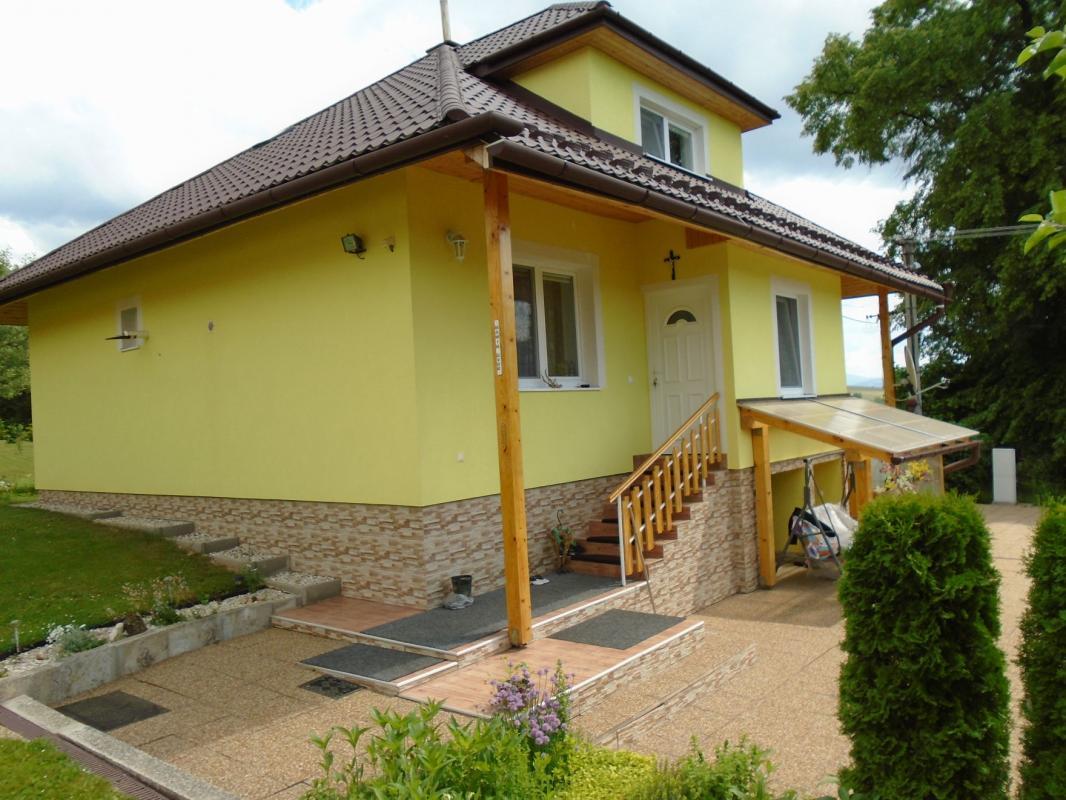 Krásne zrekonštruovaný rodinný dom na Bacúchu