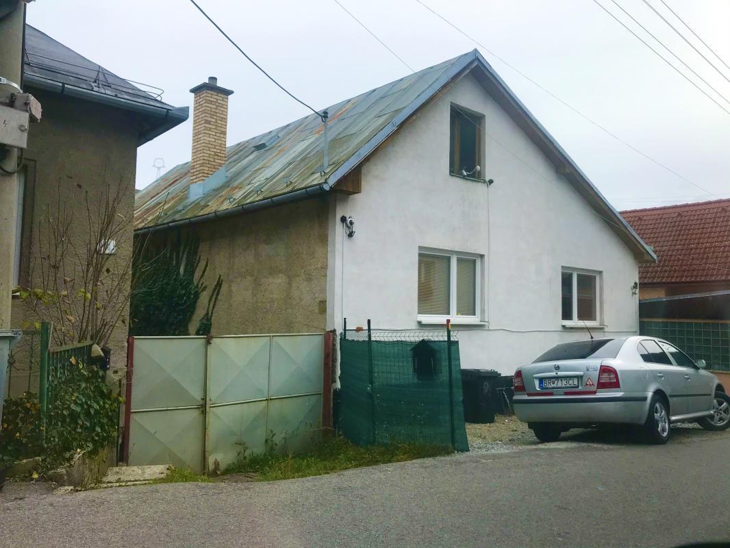EXKLUZÍVNE rodinný dom po čiastočnej rekonštrukcii