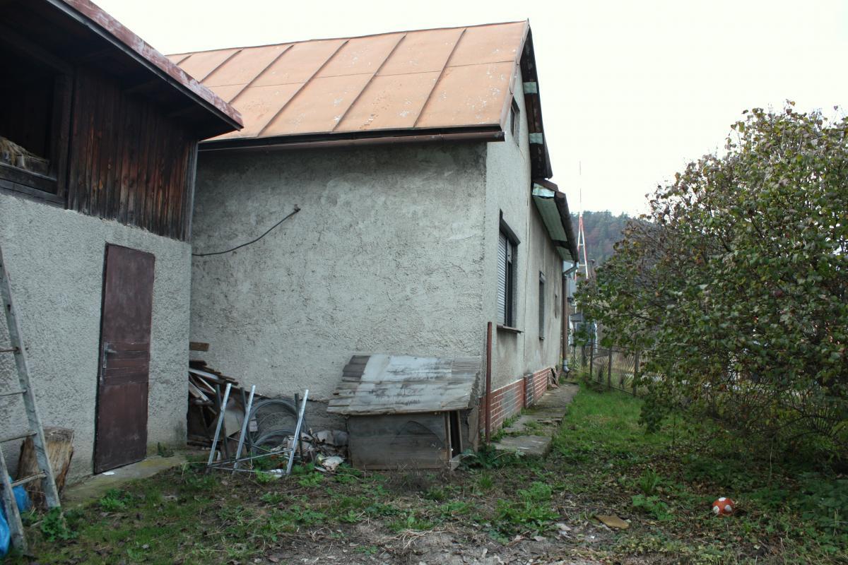 Rodinný dom v pôvodnom stave v obci Medzibrod, okr. Banská Bystrica