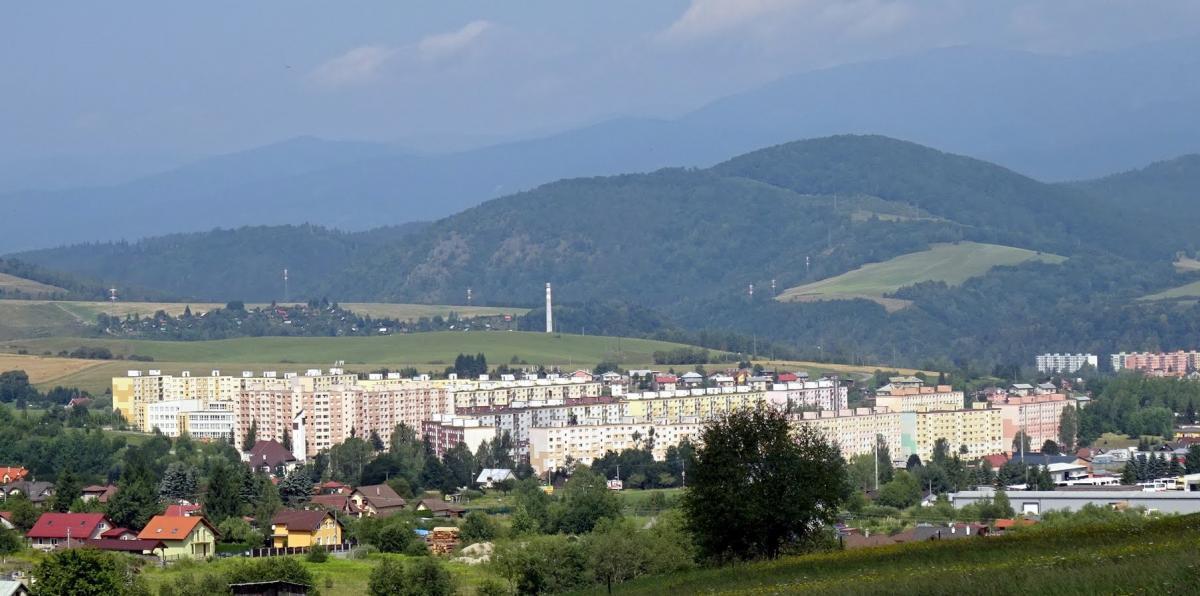 Stavebný pozemok pri Brezne, časť Rovne