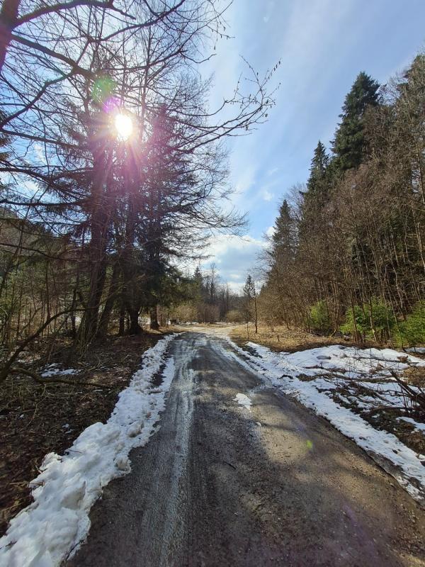 PREDAJ: pozemok v rekreačnej oblasti - Horná Lehota - Krpáčovo