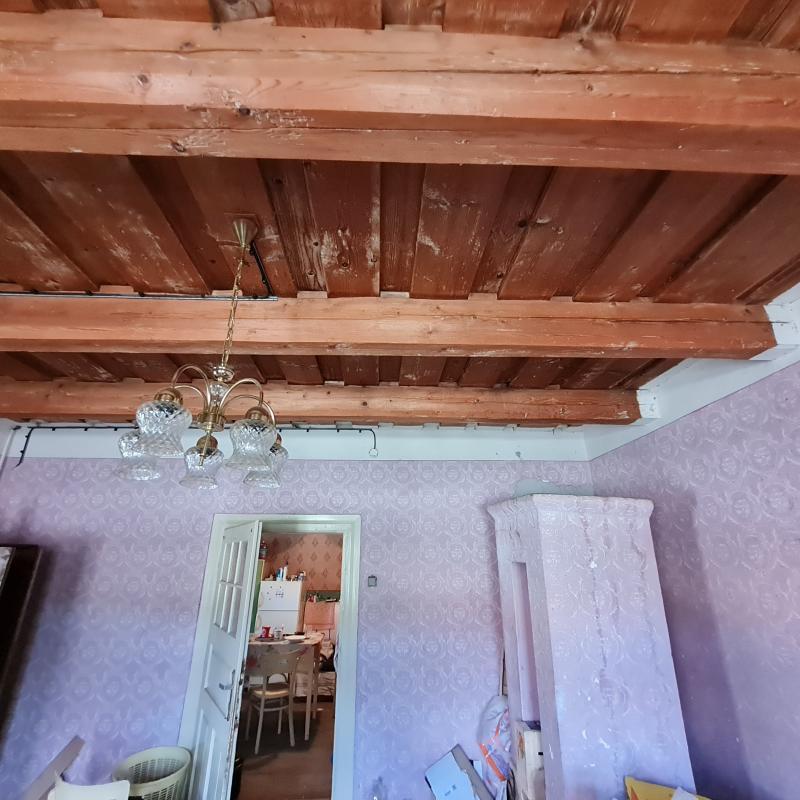 Chata chalupa výhodná investícia pozemok 2464 m2 Horehronie