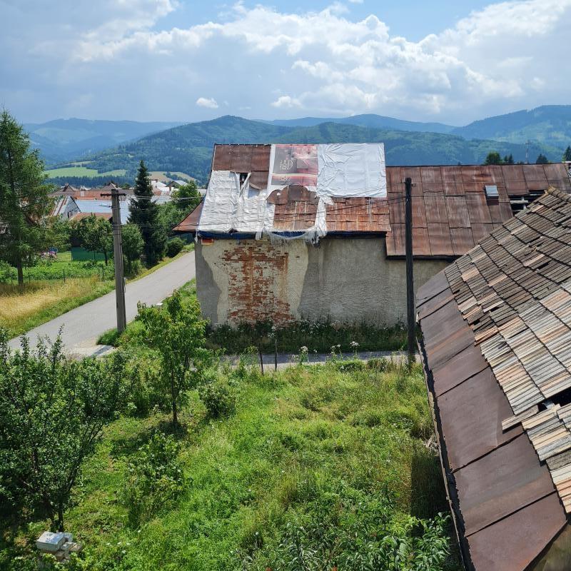 Rodinný dom vila novostavba Bacúch Horehronie